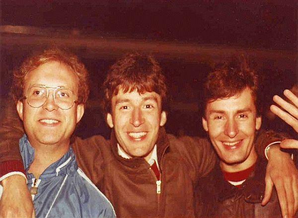 Ulli, Frank, Andreas
